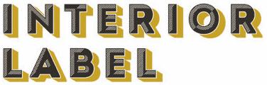 Interior Label by Rein Rambaldo B.V.