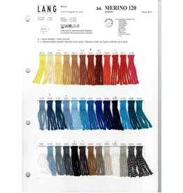 Lang Mérino 120 - 50 g