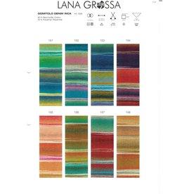 Lana Grossa Gomitolo Denim Inca - 200 g