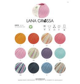 Lana Grossa Certo Print GOTS - 50 g