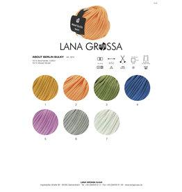 Lana Grossa About Berlin Bulky - 50 g