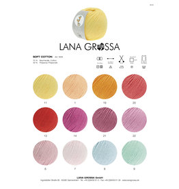 Lana Grossa Soft Cotton - 50 g
