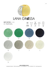 Lana Grossa Soft Cotton van Lana Grossa - 140 m - 50 g