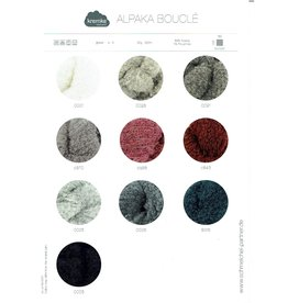 Kremke Kremke Soul Wool Alpaka Bouclé - 50 g