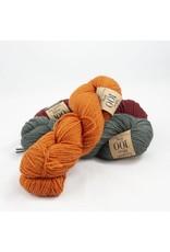 Erika Knight British Blue Wool van Erika Knight - 220 m - 100 g