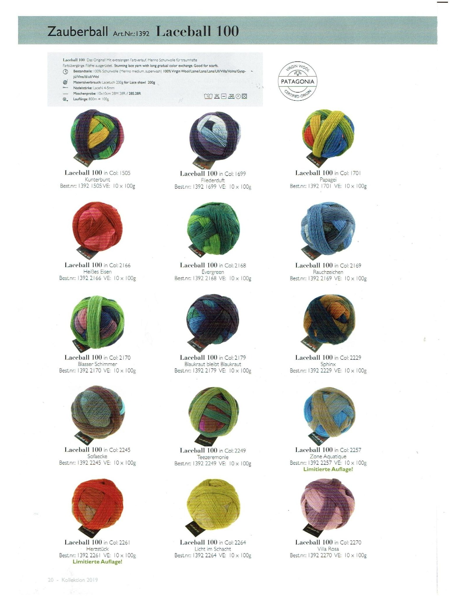 Schoppel Lace Ball 100 van Schoppel - 800 m - 100 g