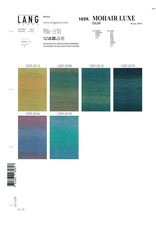 Lang Mohair Luxe Color van Lang - 350 m - 50 g