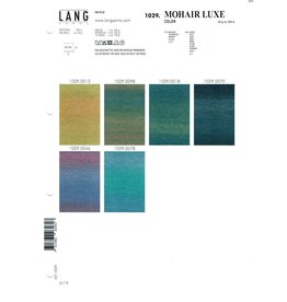 Lang Mohair Luxe Color - 50 g - 350 m
