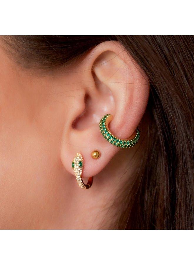 Earring - Veno Snake