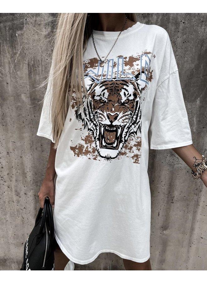 Dress - wild tee dress