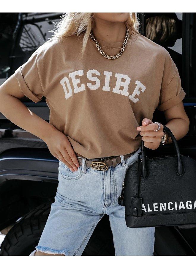 Desire tee