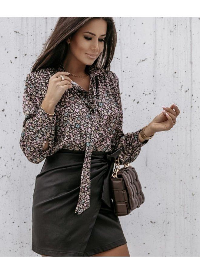 Color blouse