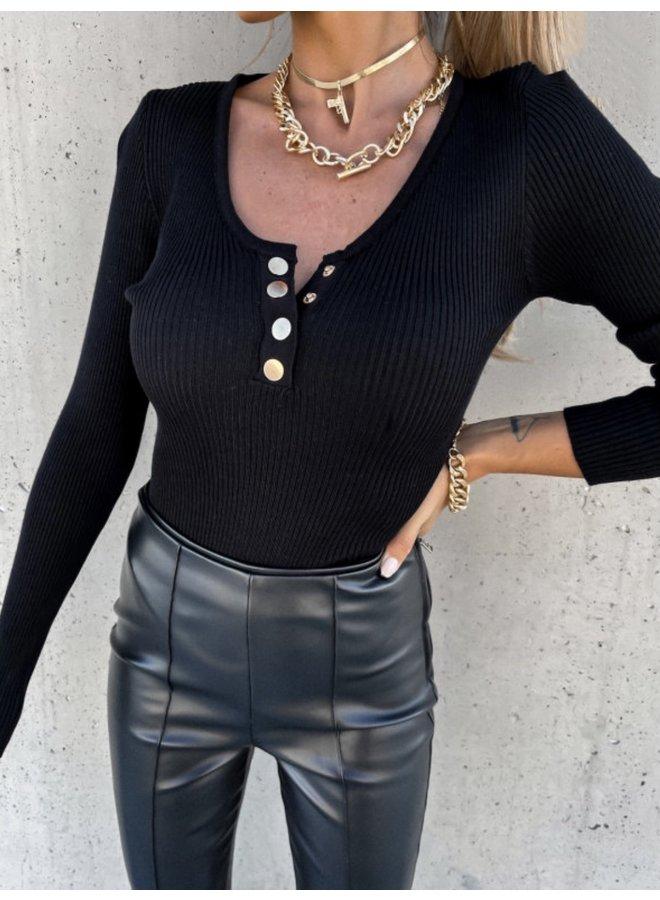 Button body