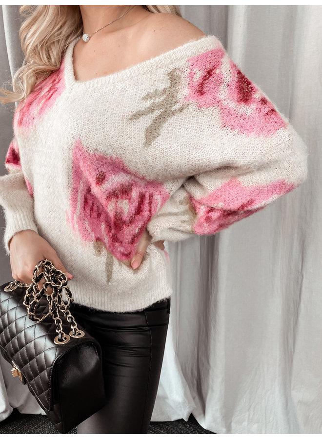 Flower knit