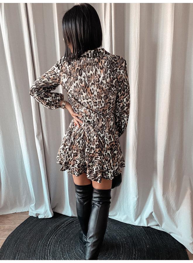 Dora leo dress