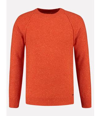 Dstrezzed Gebreide trui Oranje