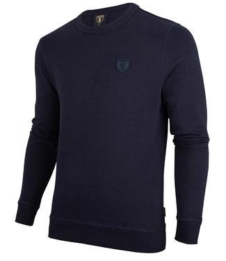 Cavallaro Napoli Sweater donkerblauw