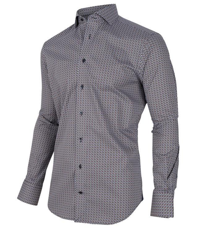 Cavallaro Napoli Overhemd meerkleurig