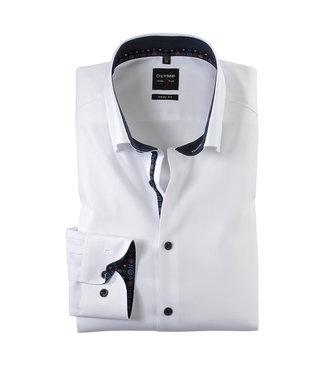 Olymp Body Fit, Overhemd Wit, 21426400