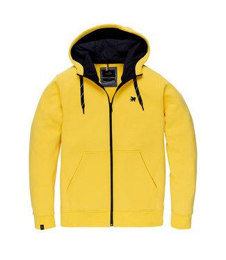 Vanguard Zip Sweater Geel, VSW205200 1070