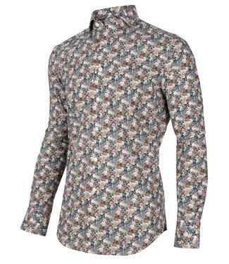 Cavallaro Napoli Overhemd Florando meerkleurig