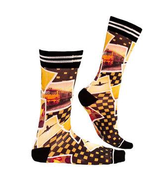 Sock My Feet Sock My Travel, SMFM142 1000