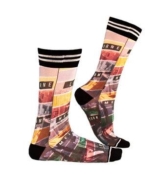 Sock My Feet Sock My City, SMFM141 1000