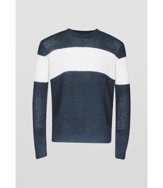 Antony Morato Sweater donkerblauw