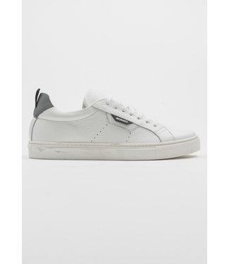 Antony Morato Sneaker Wit Leer