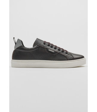Antony Morato Sneaker Zwart Leer