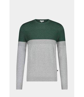 McGregor Sweater groen-grijs