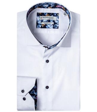 Giordano Overhemd Wit