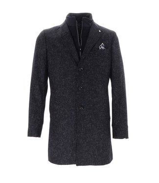 Blue Industry Blue Industry, Coat Navy, MBIW20-M37