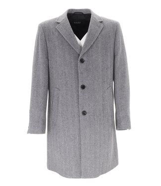 Digel Digel, Coat Dax Herringbone Grey, 77901 46