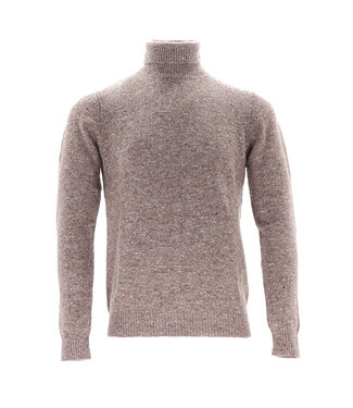 Antony Morato Knitted Turtleneck Beige