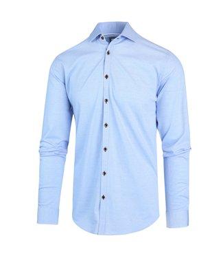 Blue Industry Overhemd Lichtblauw