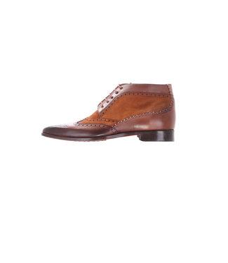 Melik Shoes Shilka Cognac Schoen, 108B073-W01