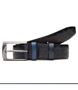Melik Shoes Argun Blauw Riem