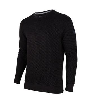Cavallaro Napoli Nero Sweater Zwart