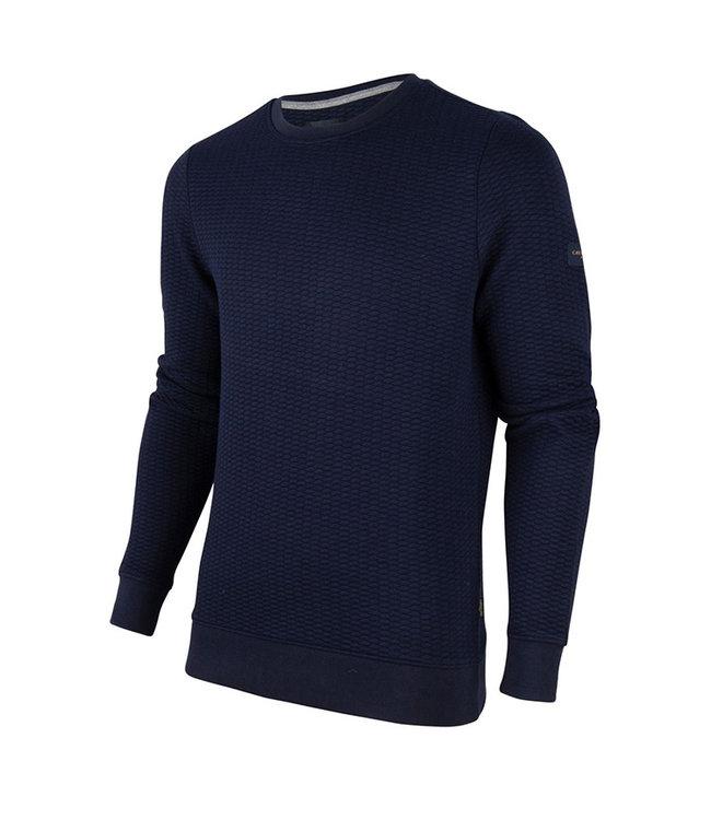 Cavallaro Napoli Nero Sweater Navy