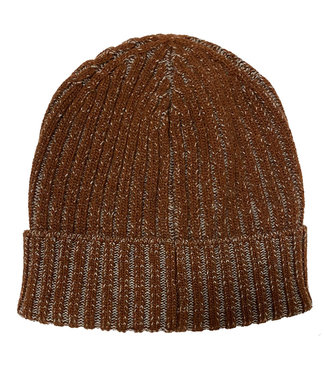 Profuomo Hat Knitted Rood