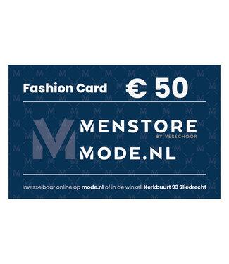 Gift Cards Fashion Card  € 50