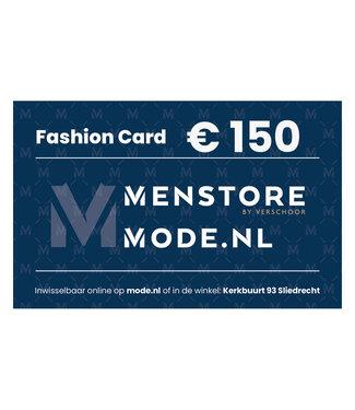 Gift Cards Fashion Card  € 150