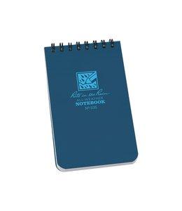Rite in the Rain Notebook 3X5 Blue
