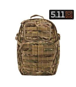 5.11 Tactical Sac à dos Rush 24 Multicam
