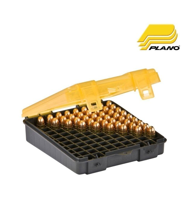 Plano Box for 100 9mm cartridges
