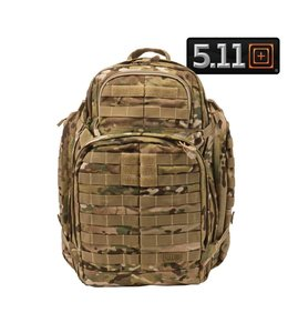 5.11 Tactical Sac à dos Rush 72 Multicam