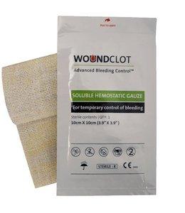 Woundclot Hemostatic bandage 10x10cm