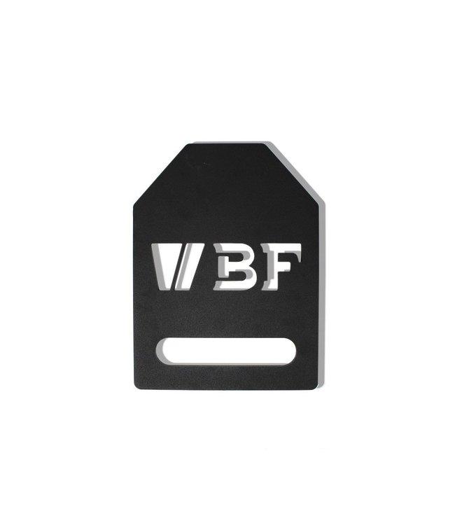 BeaverFit SOE 2x 10LB (4,5kg) Flat Plates Set