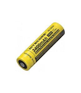 Nitecore Batterie rechargeable 3400 mAh 3.7V
